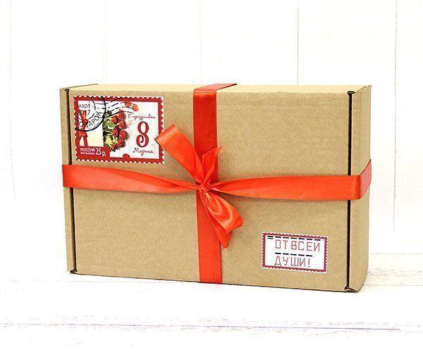 Подарок в подарочной упаковке
